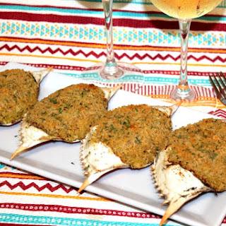 Stuffed Crabs (Goan Style) Recipe