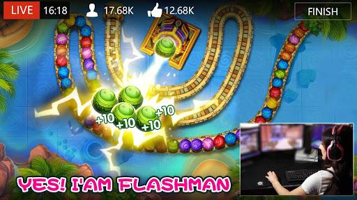 Marble Dash-Jungle Marble Game 1.1.431 screenshots 19