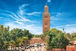 #51619753 - Main square of Marrakesh in old Medina.