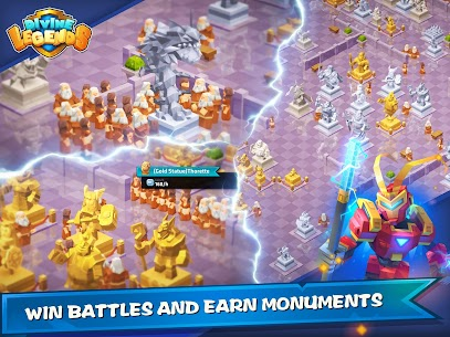 Divine Legends Apk Download For Android and Iphone 6