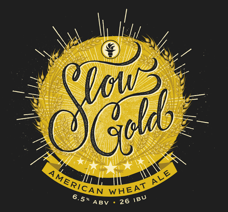Logo of Indiana City Slow Gold