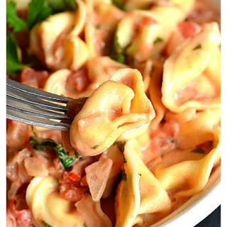 Tortellini Cream Sauce Recipes