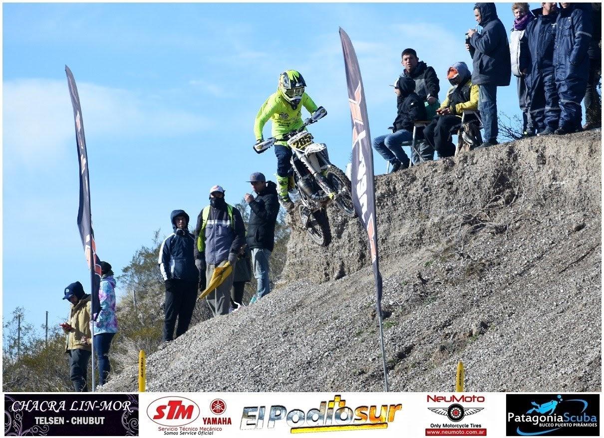 Los MX 1 brillaron por su ausencia en Perito Moreno