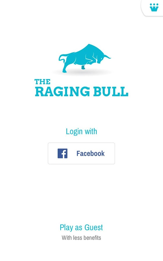The Raging Bull- screenshot