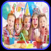 Birthday Overlay Frames