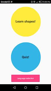 Boogies! Learn shapes screenshot 2