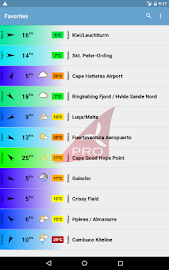 Windfinder Pro Screenshot 16
