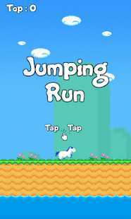 Jumping Run- screenshot thumbnail