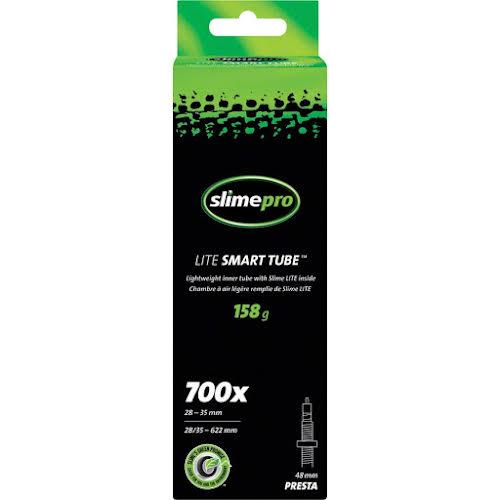 Slime Lite 700c Presta Valve (48mm Stem) Tubes