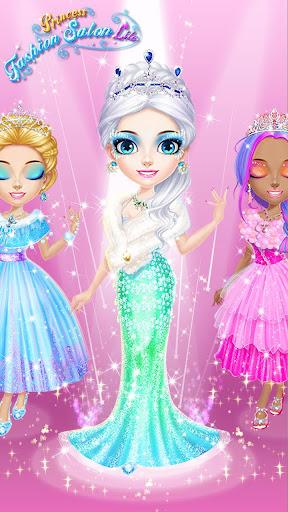 Princess Fashion Salon Lite  screenshots 5