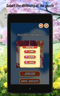 Download Puzzle Comic Manga Anime Otaku For PC Windows and Mac apk screenshot 14