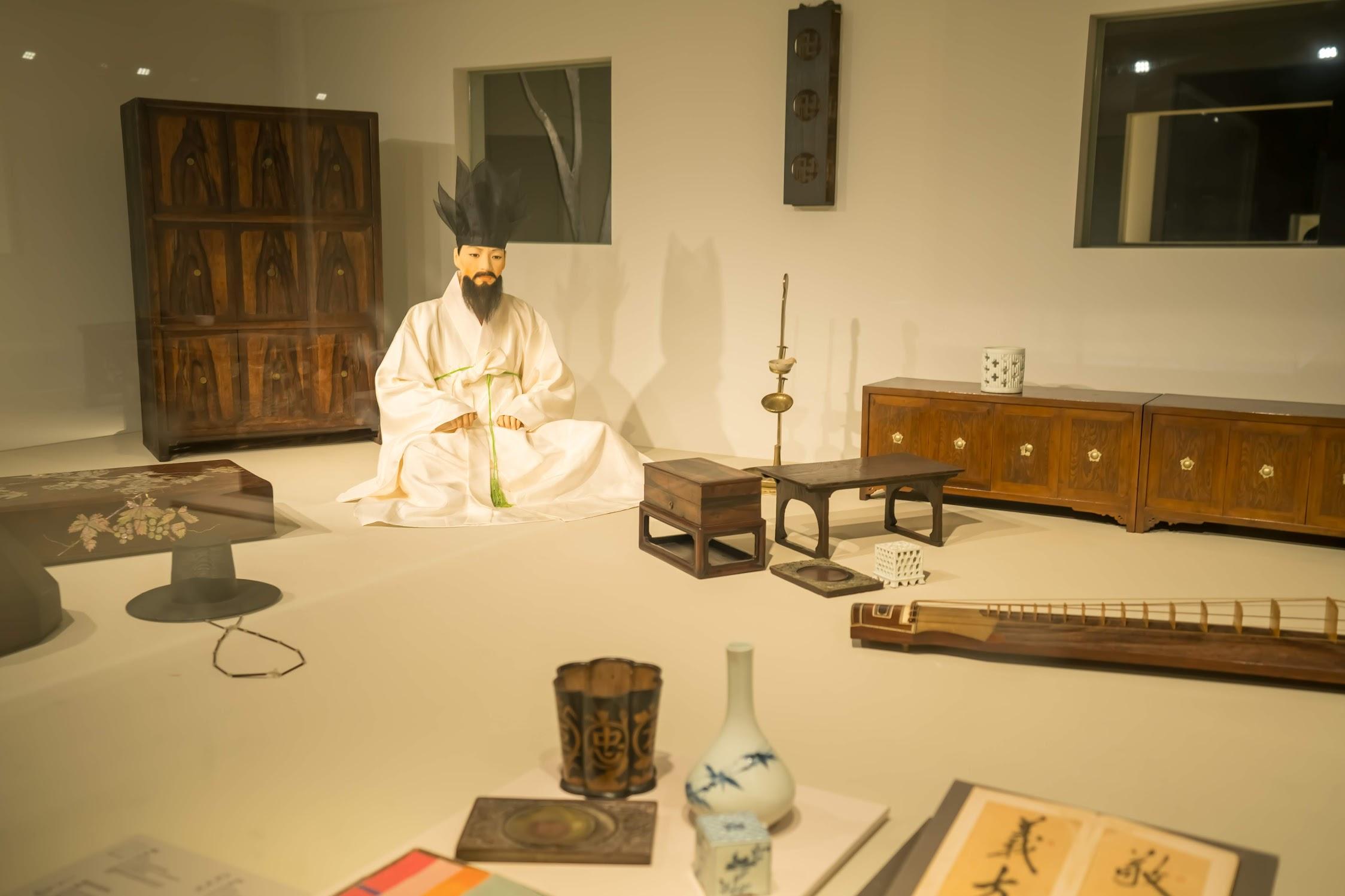 韓国 ソウル 国立民俗博物館1