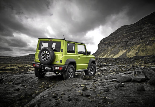It's even more offroad capable with higher ground clearance and a limited slip differential.