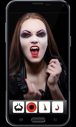 Vampire Dracula Camera
