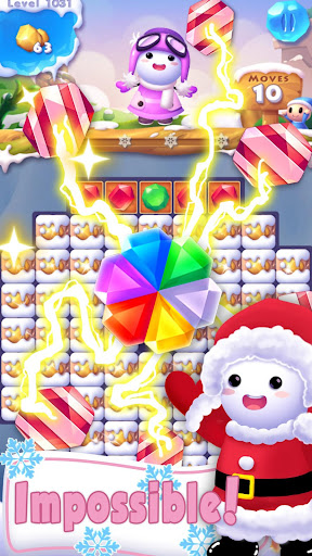 Ice Crush 2020 -A Jewels Puzzle Matching Adventure 3.0.8 screenshots 5