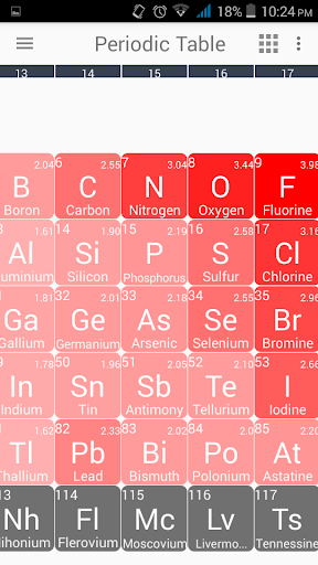 periodic table by eduberry google play united states searchman app data information