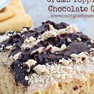 Peanut Butter Cake Graham Cracker Crumbs Recipes