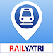 RailYatri - Live Train Status, PNR Status, Tickets icon