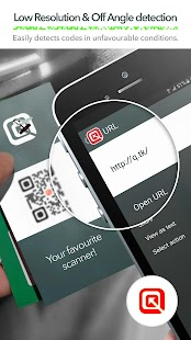 QR Code Scanner (Recommended) Free, FAST & No ADS- screenshot thumbnail