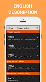 App EOBD Facile - OBD 2 Car Diagnostic for elm327 Wifi APK for Windows Phone