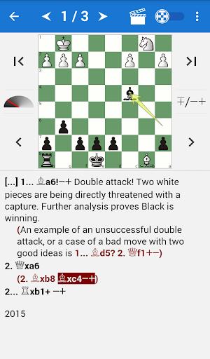 Encyclopedia Chess Combinations Vol. 1 Informant  screenshots 1