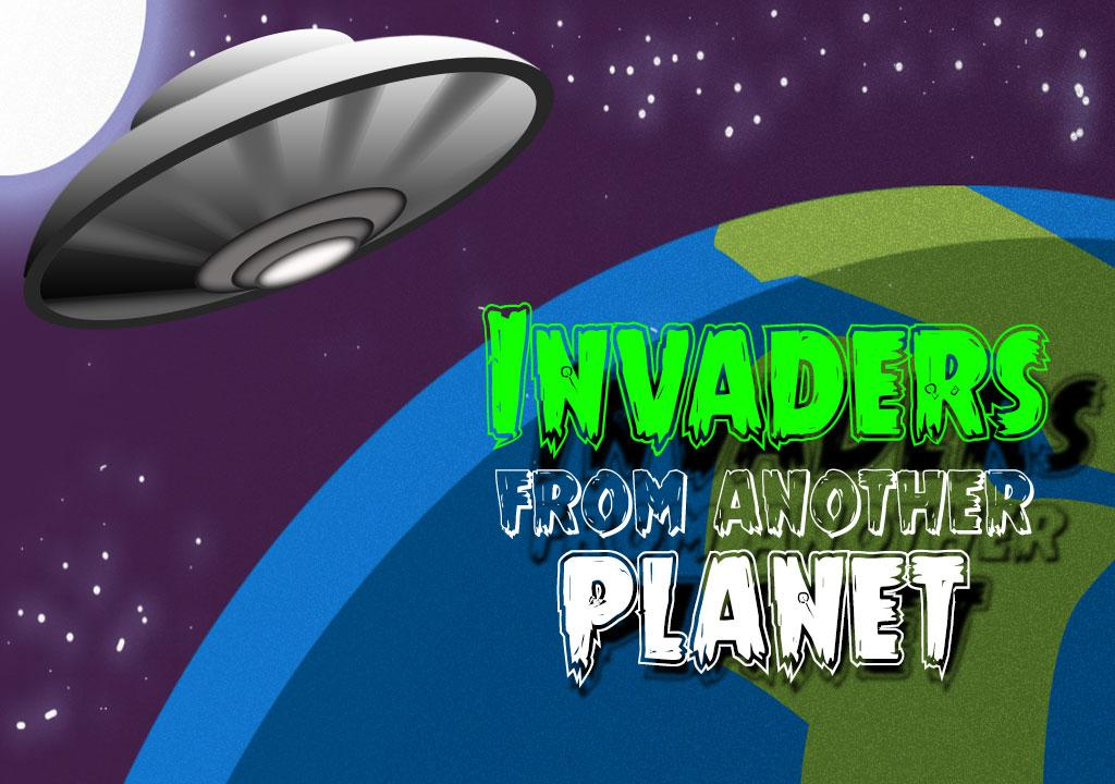 Invaders- screenshot