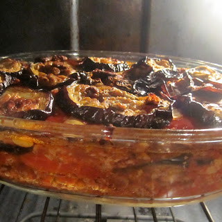 Egyptian Moussaka Recipe