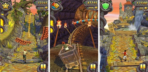 Tips Temple Run 2 New game (apk) free download for Android/PC/Windows screenshot
