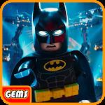 Gems LEGO Bat Legend