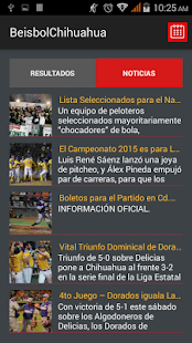 Beisbol Chihuahua- screenshot thumbnail