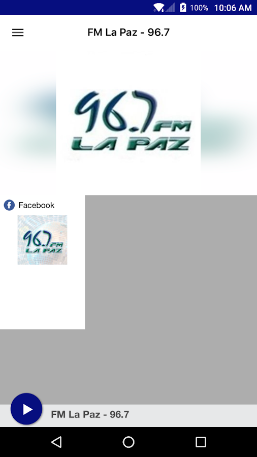 FM La Paz - 96.7- screenshot