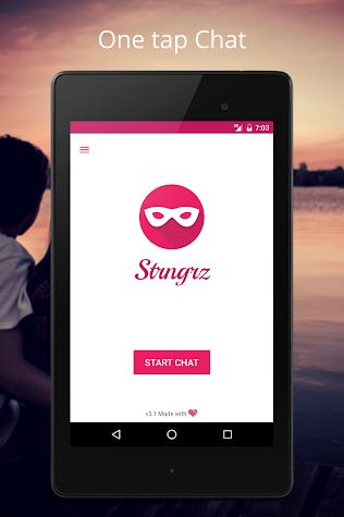 Stranger Chat - No Login Screenshot