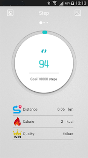Download Fitness bracelet For PC Windows and Mac apk screenshot 1