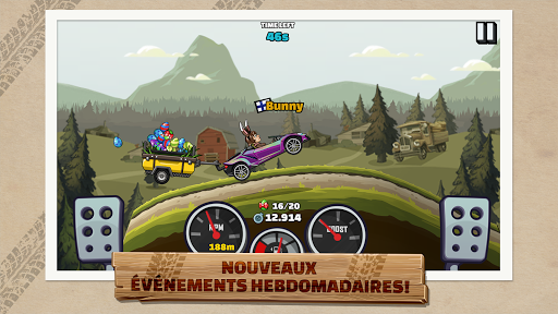 Hill Climb Racing 2  captures d'écran 4