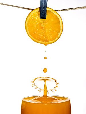 Gocce di frutta di Sergio Rapagnà