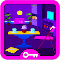 Violet Living Room Escape icon