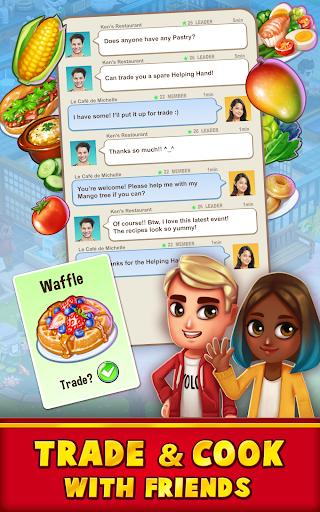 Food Street - Restaurant Management & Food Game  screenshots 10
