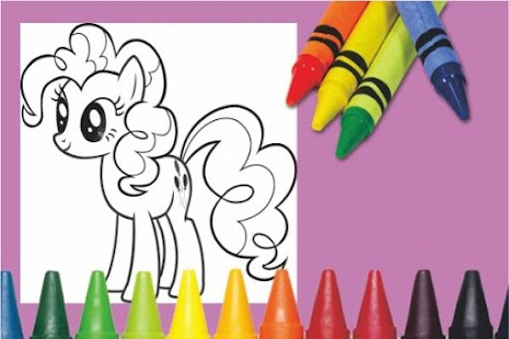 Coloring Book Fun Kids - náhled