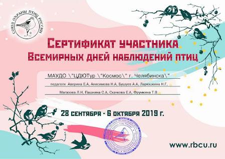 """Центр детско-юношеского туризма """"Космос"""" Челябинск"""