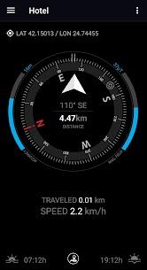 GPS Compass Navigator Pro v2.20.10 Cracked APK 1