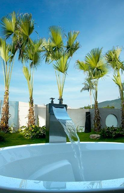 宜蘭villa游泳池