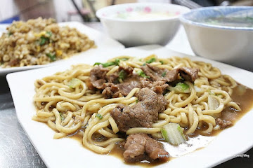 北海道牛肉炒麵