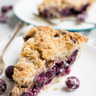 Blueberry Crumb Pie.