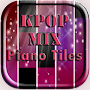KPOP mix piano tiles game APK icon