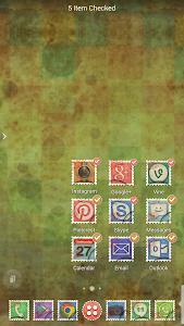 Postage Stamp TSF Shell Theme v1.3.0