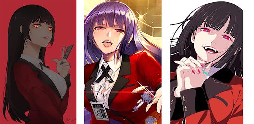 Baixar Kakegurui Xx Anime Wallpapers Para Pc Grátis Com