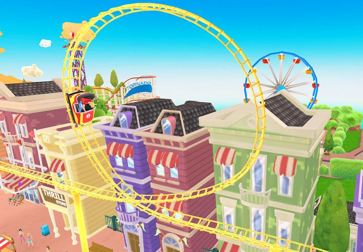 Thrill Rush Android App Screenshot