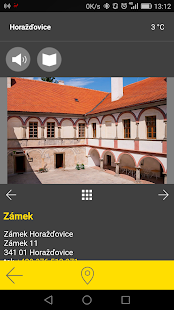 Horažďovice - audio tour- screenshot thumbnail