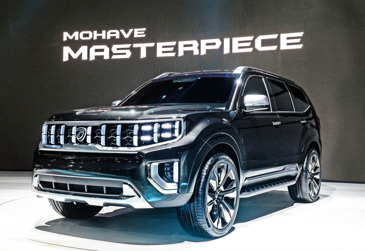 Mohave Masterpiece Concept