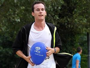 Jean-Baptiste va courir le semi-marathon de Blagnac 2015 au profit de L'Arche en Pays Toulousain
